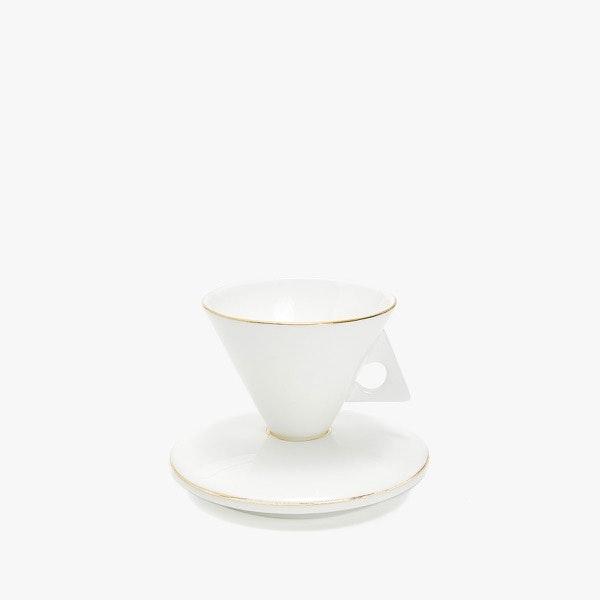 Chávena e prato Zara Home, 12,99€