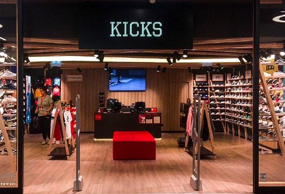 Inauguração da Kicks, a marca portuguesa dos ténis com pinta