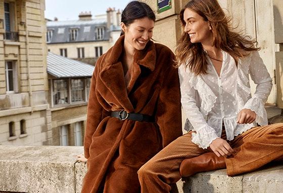 2 looks de outono na H&M
