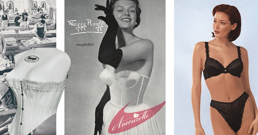 Amourette: a história da lingerie de todas as mulheres