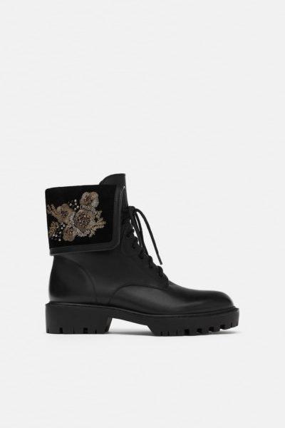 Botas, Zara, 89,95€
