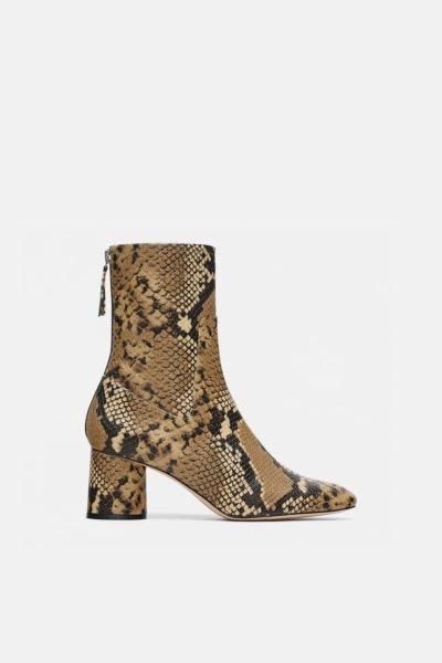 Botins, Zara, 49,95€