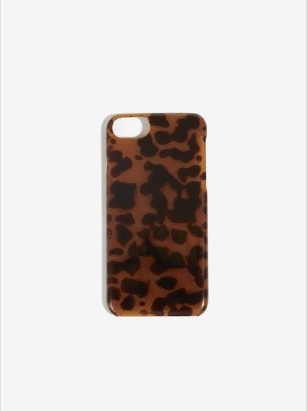 Capa iPhone 6, 7 e 8 Parfois, 8,99€   Como apontamento.