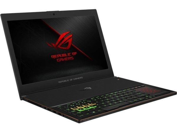 Portátil Gaming Asus GX501GI, 3.499€