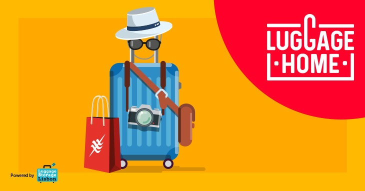 Abertura Luggage Home: guardamos os seus pertences!