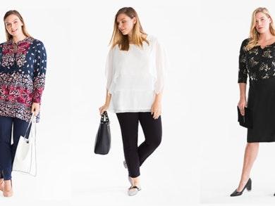 A moda plus size da C&A