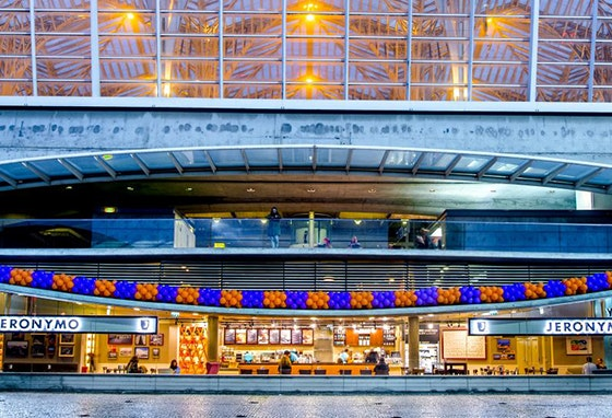 A Jeronymo já abriu na Gare do Oriente!
