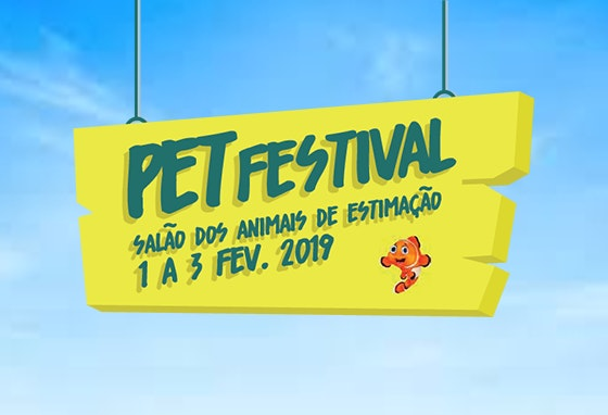 A 8.ª edição do Pet Festival está a chegar à FIL!