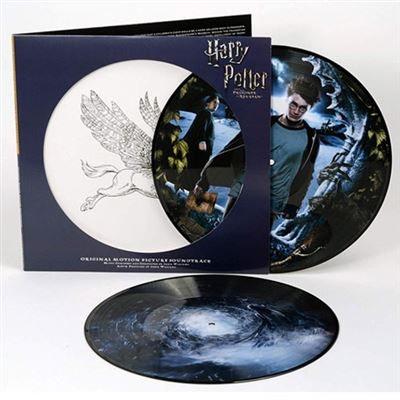 Banda Sonora Harry Potter e o Prisioneiro de Azkaban, Fnac, antes a 44,99€ e agora 38,24€