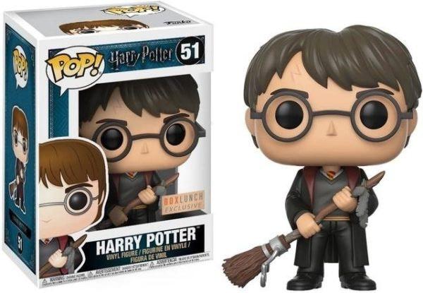 Figura de Vinil Harry Potter, Fnac, 14,99€