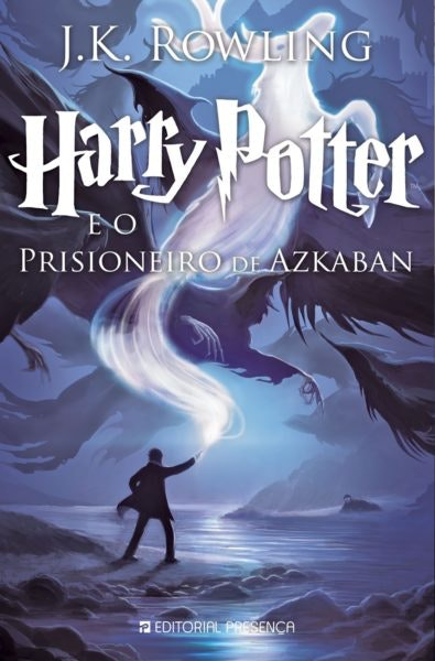 Livro Harry Potter e o Prisioneiro de Azkaban, Bertrand, 16,90€