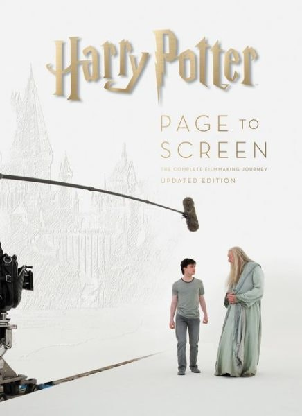 Livro Harry Potter Page To Screen The Complete Filmmaking Journey, Bertrand, 59,88€