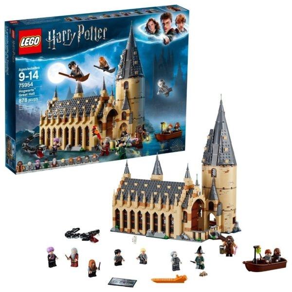 Lego Harry Potter o grande salão de Hogwarts, Fnac, 117,05€