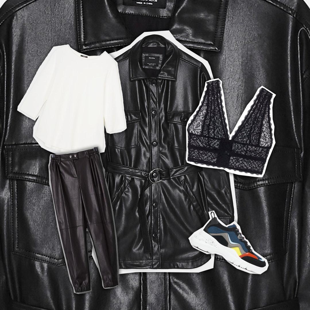 1 | Nineties leather