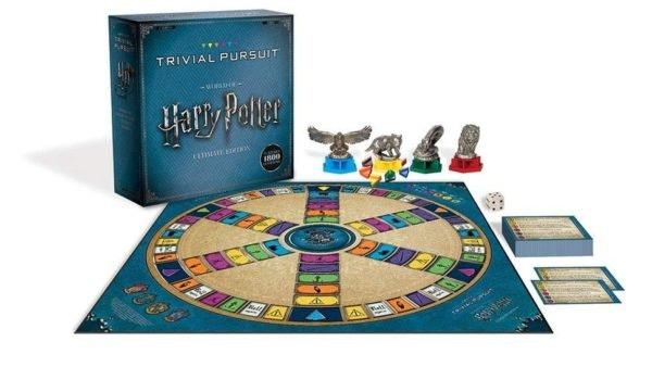 Trivial Pursuit Harry Potter, Fnac, 19,99€