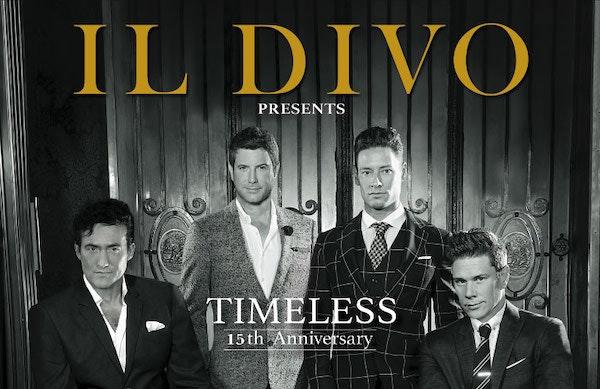 Bilhete para concerto da banda Il Divo, Fnac, de 35€ a 90€