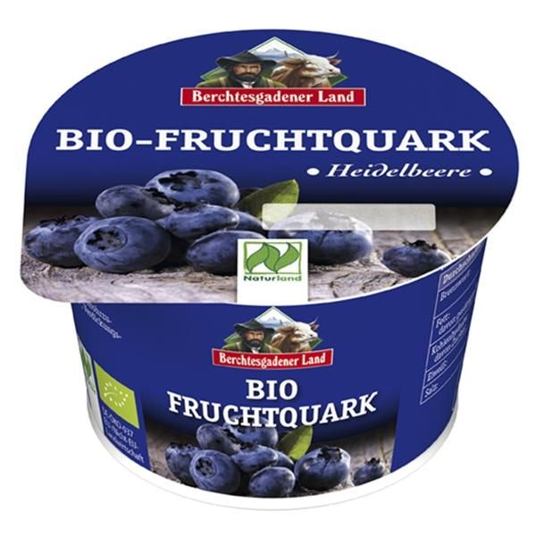 Quark de Mirtilo Bio, 1,45€