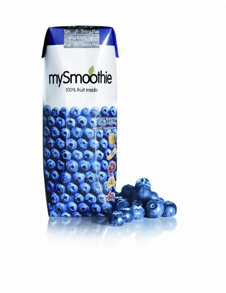 Smoothie de Mirtilos, 1,45€
