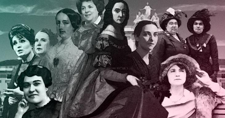 8 Mulheres da História de Portugal