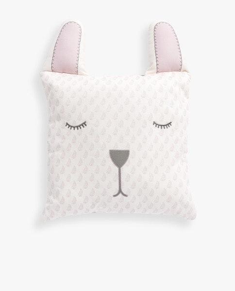 Bunny Cushion with Ears, Zara Home, 19,99€