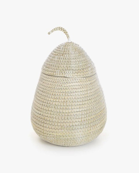 Kids Pear Shaped Basket, Zara Home, 39,99€