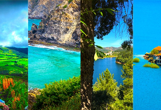 4 destinos ecológicos em Portugal para conhecer