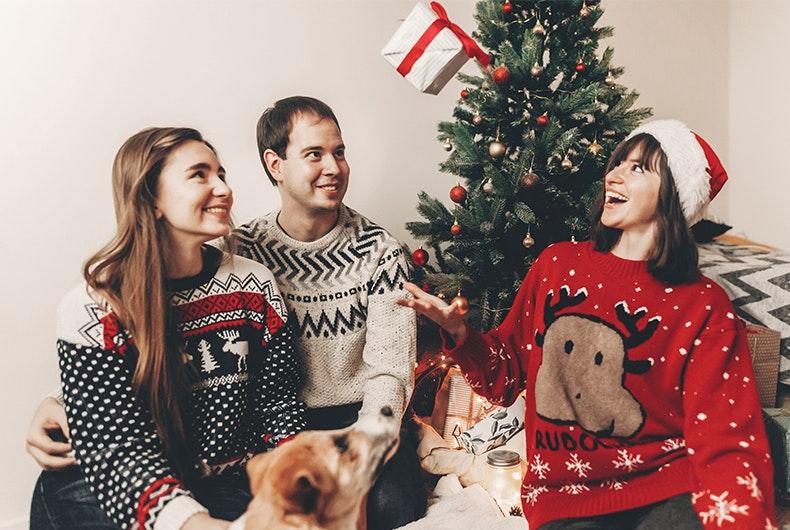 camisolas de Natal