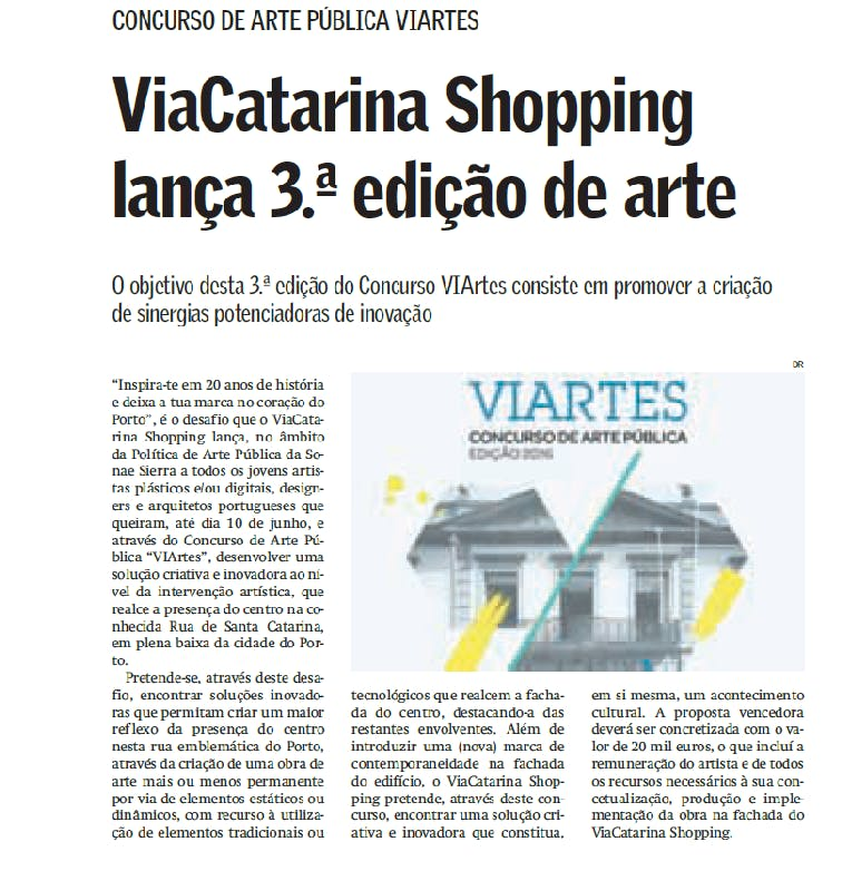 VIArtes 2016 - Semanário OJE