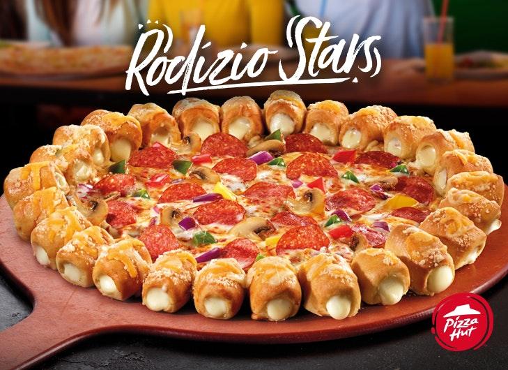 Vários SC_Pizza Hut - Rodizio Stars