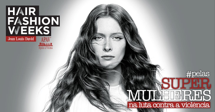 Hair Fashion Weeks na Jean Louis David com descontos até 40%