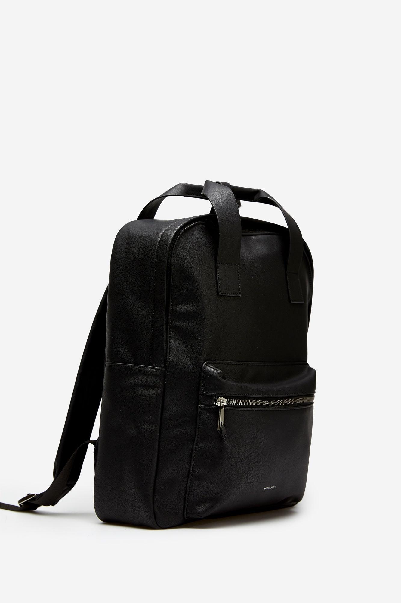 O trabalho requer andar sempre com muita coisa atrás? Uma mochila nova pode ir mesmo a calhar!  Springfield, 35,99€
