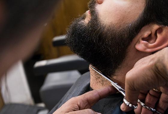 como tratar da barba
