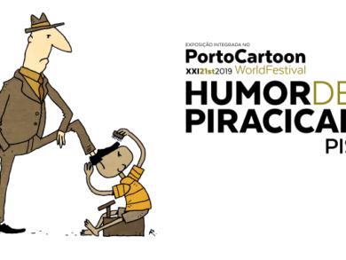 PortoCartoon: humor e caricatura numa só exposição