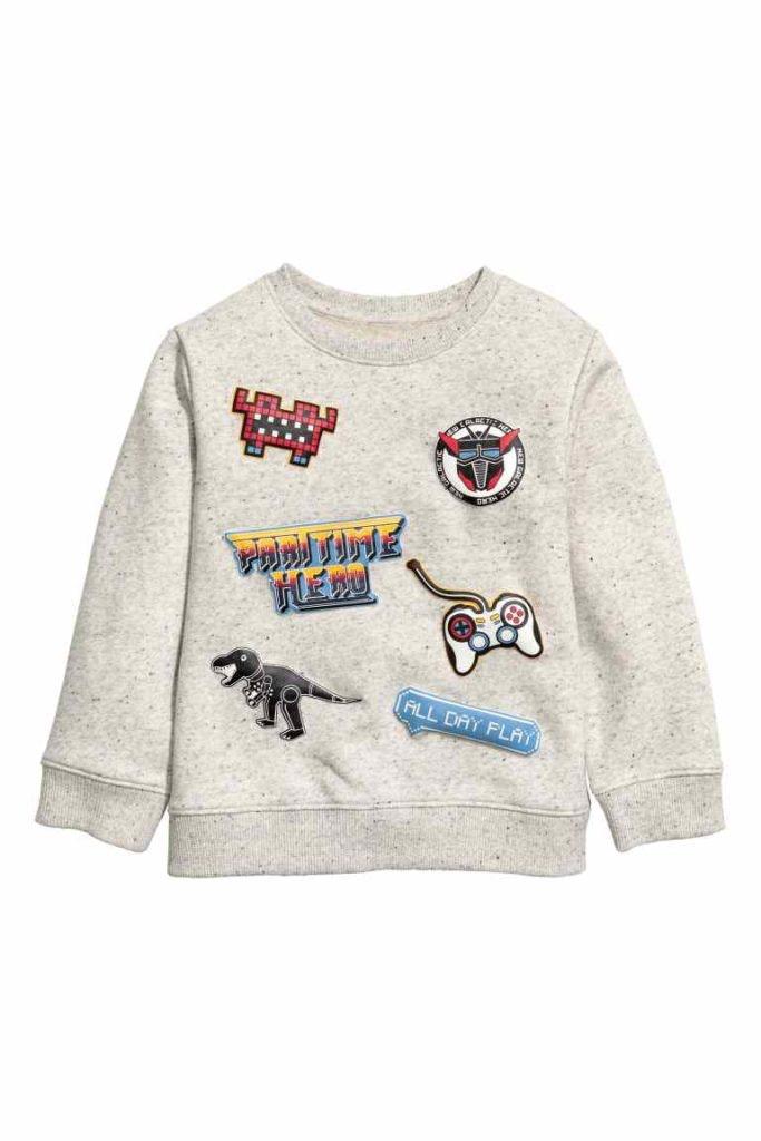 H&M_sweater_agora 9,99€, antes 12,99€