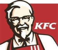 Logo KFC exterior
