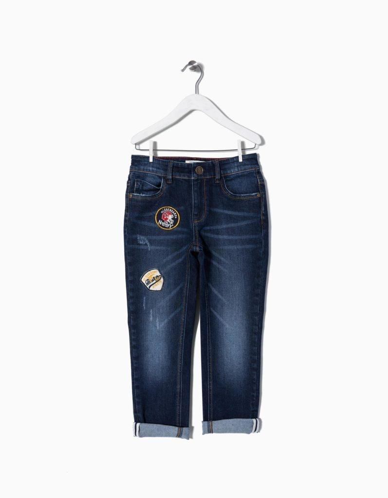 Zippy_calças de ganga_agora 15€, antes 19,99€