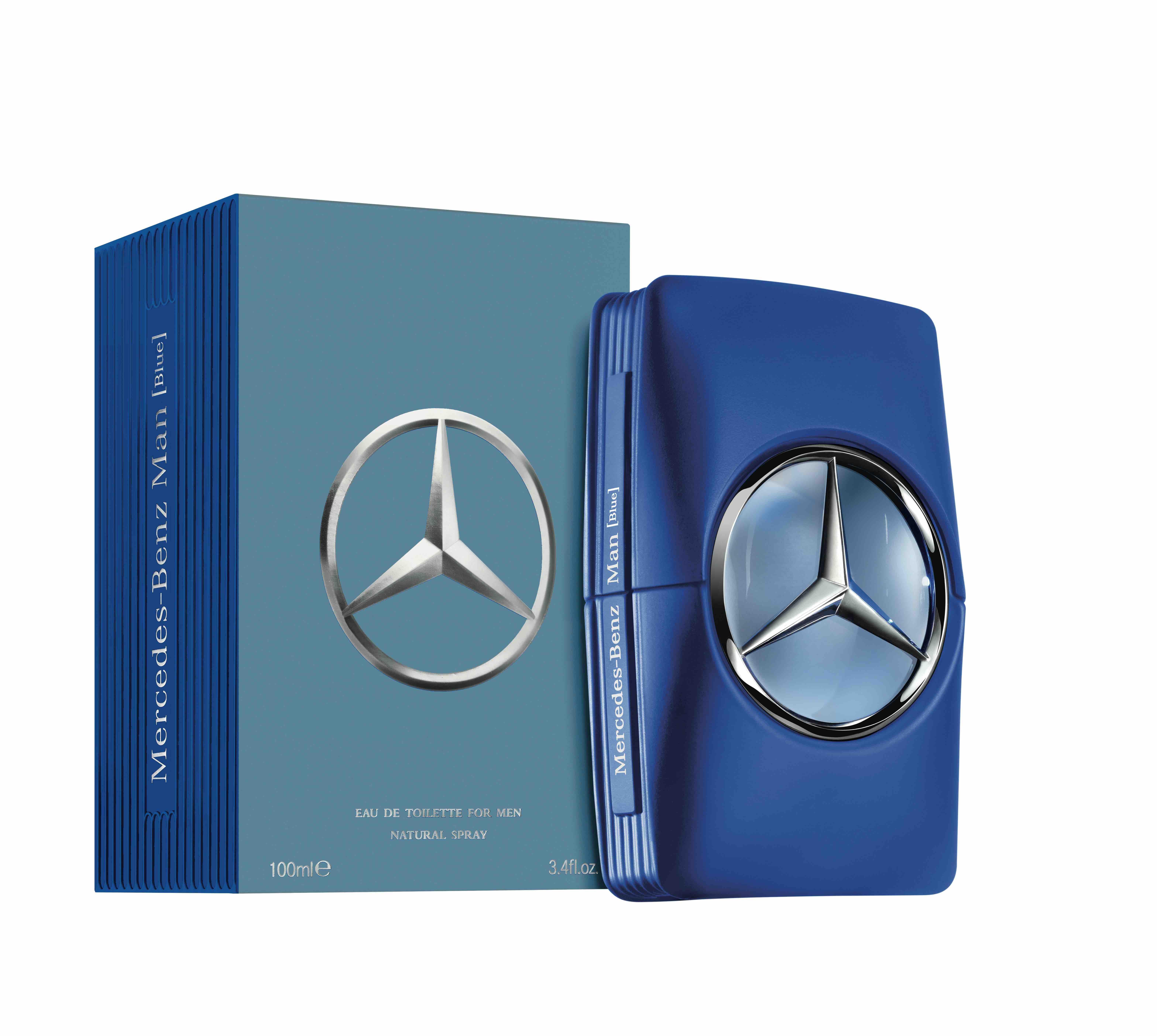 Mercedes-Benz Man | Blue | 100ml_76,96€