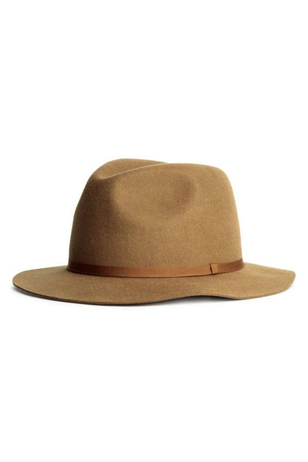 Chapéu, H&M, 19,99€