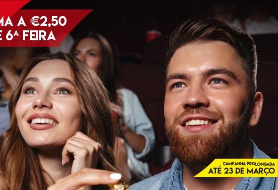Última semana de cinema a 2,5€. Vai perder?