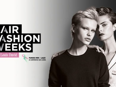 Jean Louis David: participe nas Hair Fashion Weeks