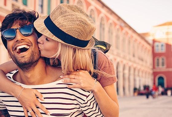Dia do Beijo: ora dá cá um e a seguir dá outro