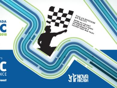 O WRC Experience 2018 está no nosso Centro até dia 2 de maio.