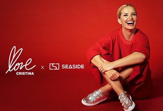 """A coleção """"Love Cristina"""" chegou à Seaside"""
