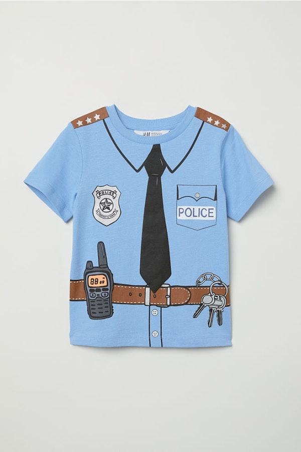 T-shirt H&M, 9,99€