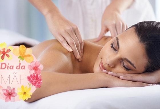 Mãe, esta massagem é para ti