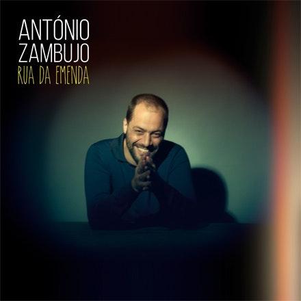 """""""Rua da Emenda"""" de António Zambujo, 15,90€"""