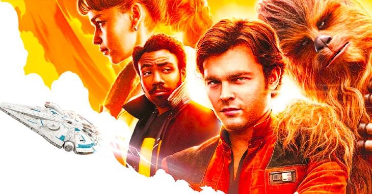 Uma viagem até à juventude de Han Solo