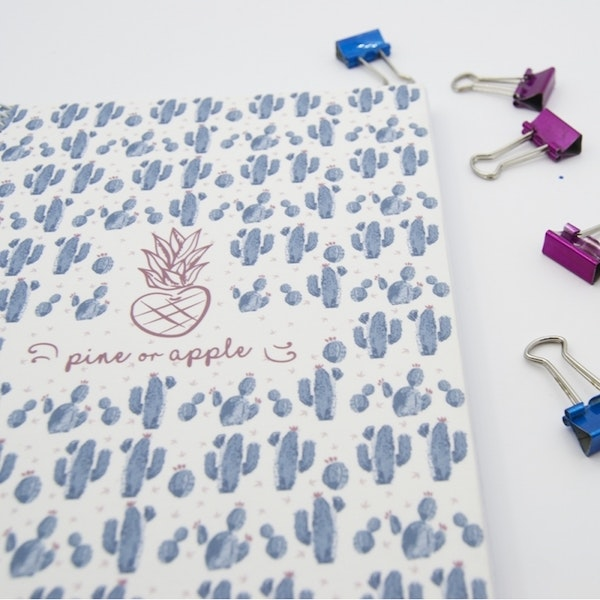 Caderno, Pine or Apple, 5,45€