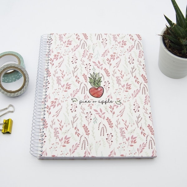 Caderno, Pine or Apple, 6,46€