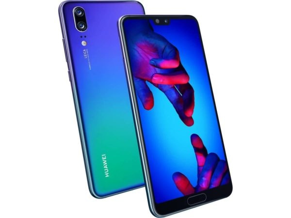 HUAWEI P20 128GB Roxo Twilight, 549,99€